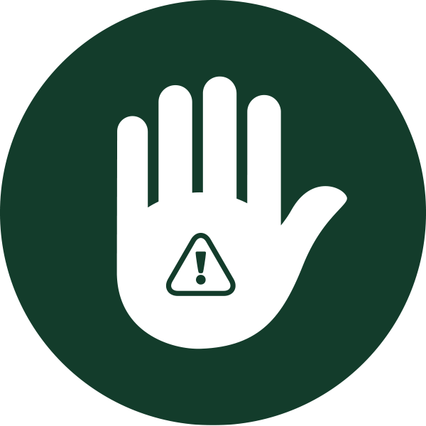 Icon handle with care